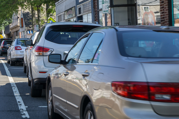South Boston parking spaces