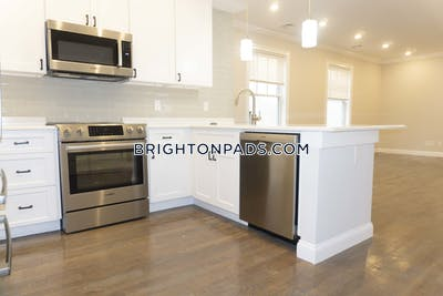 Brighton Apartment for rent 3 Bedrooms 1.5 Baths Boston - $3,900