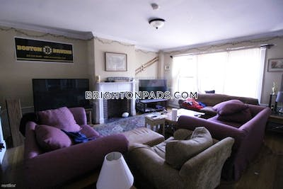 Brighton Apartment for rent 4 Bedrooms 1.5 Baths Boston - $3,600