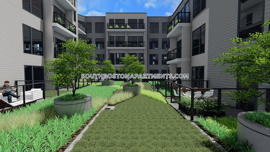 1 Bed 1 Bath - Boston - South Boston - West Side $2,500